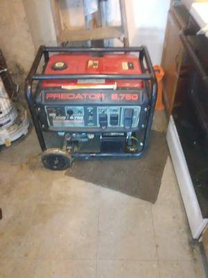 Honda predator generator for Sale in Knoxville, TN