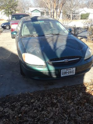 99 ford Taurus for Sale in Dallas, TX