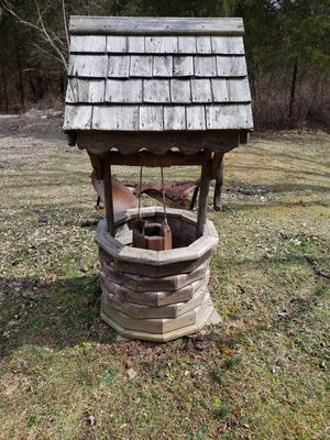Large wishing well for Sale in Kearneysville, WV