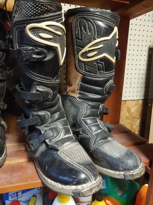 Alpine star dirt bike boots for Sale in West Valley City, UT