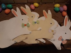 4 Brand new Easter place mats for Sale in Knoxville, TN