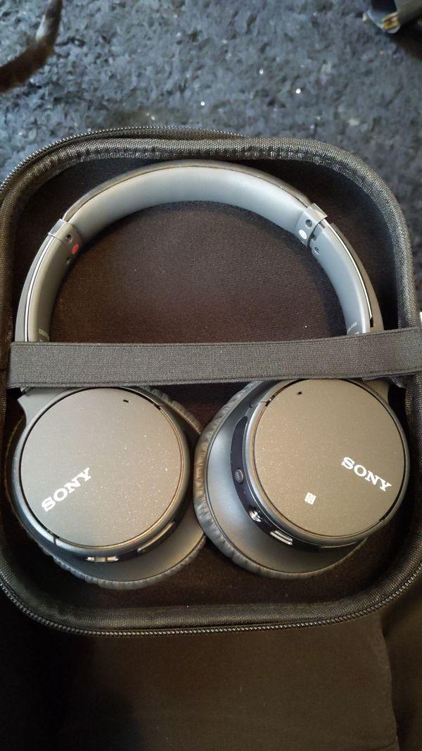 Sony Wireless Noise Cancelling Headphones