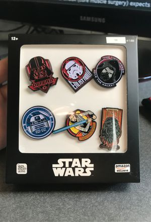 Amazon Exclusive Disneyland Disney Star Wars Pin LE OF 1000 for Sale in Berkeley, CA