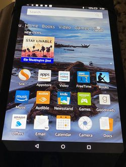 Amazon Fire Tablet for Sale in Alameda,  CA