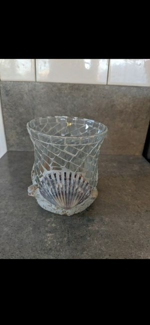 Seashell Votive Candle Holder for Sale in Bardonia, NY