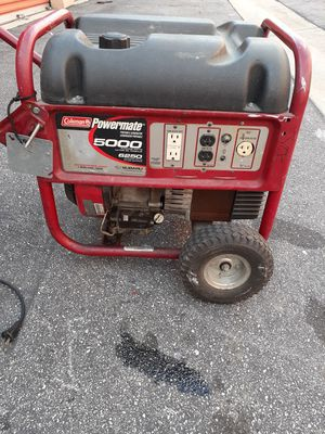 Generator 5000 for Sale in Glendora, CA