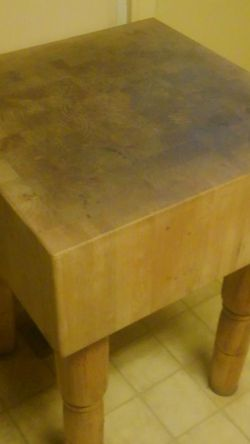 Butcher Block for Sale in Happy Valley,  OR