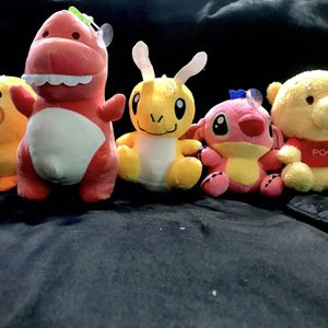 Plush for window hangers 15$ each for Sale in Monterey Park, CA