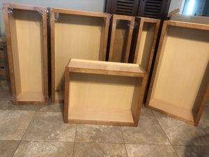 New KraftMaid Cabinet Boxes (6+1) for Sale in Tampa, FL