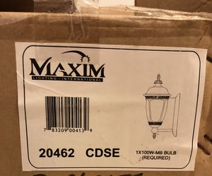 Outdoor Wall Mount Light (2) for Sale in Las Vegas, NV