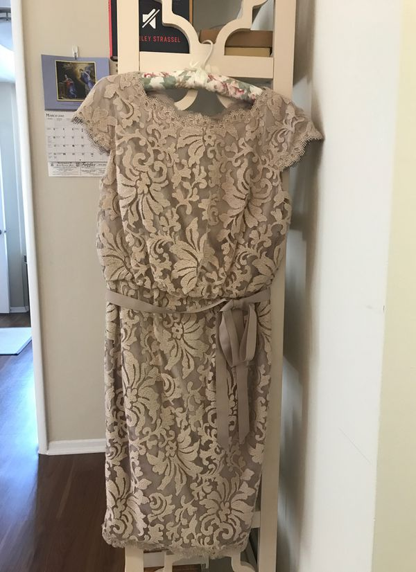 Beige Nordstrom dress size 8