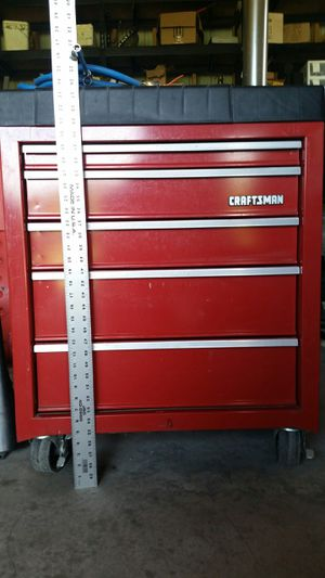 Craftsman Tool Chest w/tools for Sale in Victoria, VA