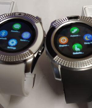 Her & His V Series Black & White Smart Watch for Sale in Oklahoma City, OK