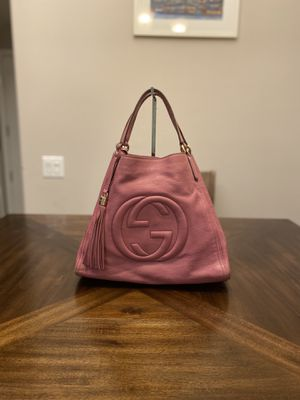 Gucci GG Soho Shoulder bag Satchel GM for Sale in Temple City, CA