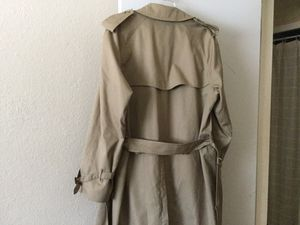 Burberrys' trench coat 52 reg for Sale in Largo, FL