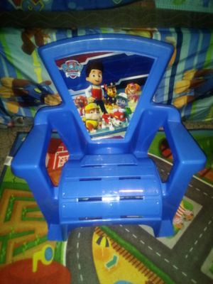 Paw patrol chair for Sale in Le Mars, IA