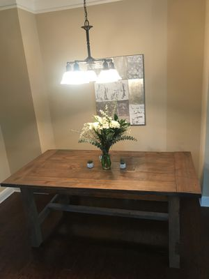 Farmhouse kitchen table for Sale in Nashville, TN