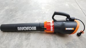 Worx Turbine 600 Electric Leaf Blower for Sale in Lakewood, CA
