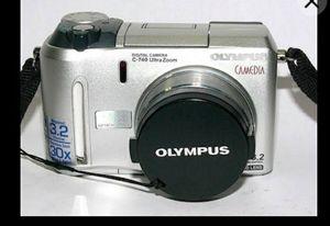 Olympus C-740 Ultra Zoom Digital Camera for Sale in Webster, FL