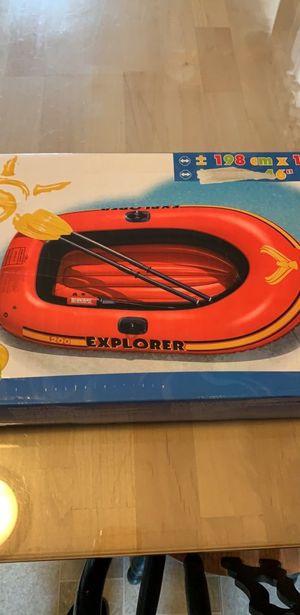 200 explorer inflatable boat for Sale in Trenton, NJ