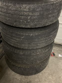 Tires And Rims For F-350 Or F-250 for Sale in Los Angeles,  CA