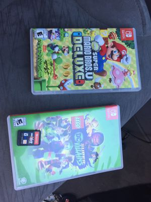 Nintendo Switch games for Sale in Perris, CA