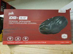 NEW!!! Polk Audio 6 1/2 speakers for Sale in Phoenix, AZ