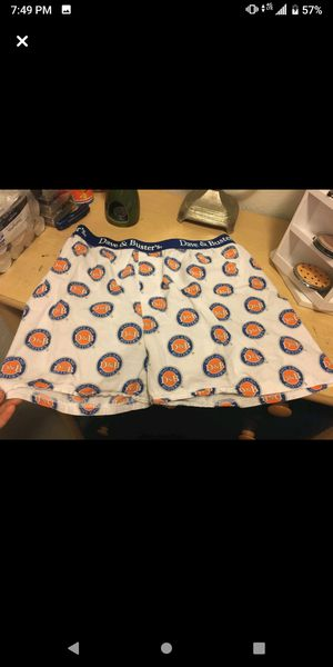 Dave and Buster's boxer shorts for Sale in San Antonio, TX