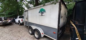 2001 Horton enclosed trailer. for Sale in Cary, NC