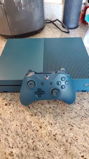 500gb Blue Xbox one S for Sale in Shoreline, WA