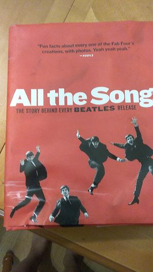 All the songs The story behind every BEATLES RELEASE . for Sale in South Bend, IN
