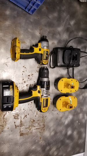 Dewalt Tools for Sale in Orting, WA