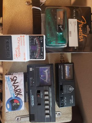 Guitar tuner. Your choice. for Sale in Missoula, MT