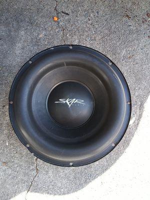 12' skar audio for Sale in Rio Linda, CA