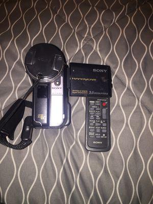 Sony handycam for Sale in Santa Ana, CA