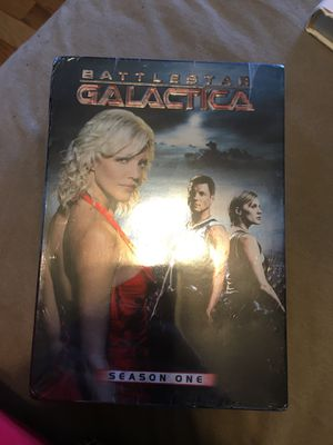 Battlestar Galactica, Season One on DVD for Sale in Arlington, VA