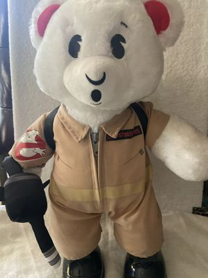Ghost busters build a bear for Sale in Fresno, CA