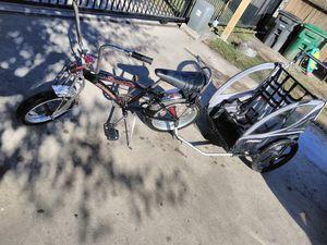 Schwinn Manta Ray & Zuma Bike Trailer for Sale in Houston, TX