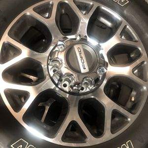 2020 Ford F250 Rims And Tires for Sale in Waddell, AZ