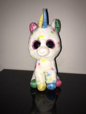 TY Harmonie Unicorn Beanie Boo for Sale in Harrisonburg, VA