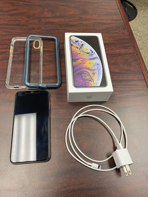 iPhone 10 XS Max 256GB Unlocked for Sale in Tulsa, OK
