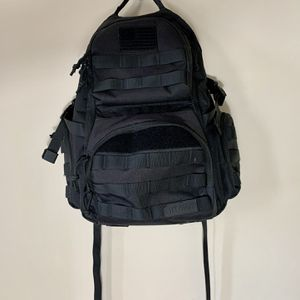 Highland Tactical Backpack (Black, Large) for Sale in New Haven, CT