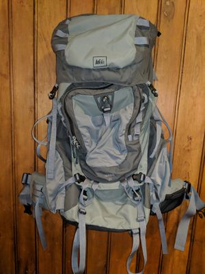 REI 80 liter hiking or backpacking backpack for Sale in Woodstock, GA