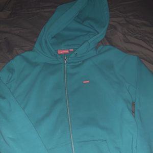 Supreme Zip Up Hoodie for Sale in Syracuse, UT