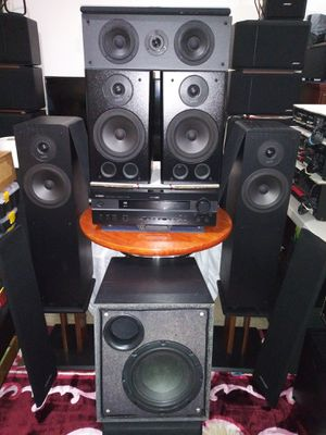 Yamaha 5.1 Surround Sound System 😊 for Sale in San Diego, CA
