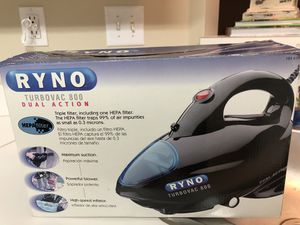 Ryno Turbovac 800 Dual Action for Sale in Cumming, GA