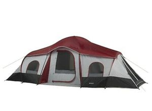 10-Person 3-Room Cabin Tent with 2 Side Entrances for Sale in Beaumont, CA