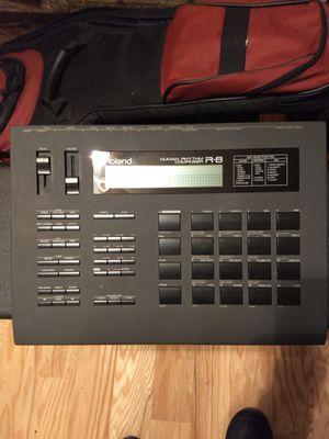 Roland R8 drum machine for Sale in Covington, WA