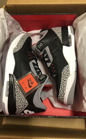 Jordan OG Cement 3s Sz 13 for Sale in West Palm Beach, FL
