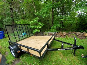 2019 6X8 utility trailer for Sale in Brandywine, MD